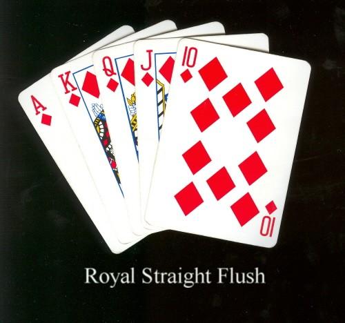 Hierarquia Do Poker